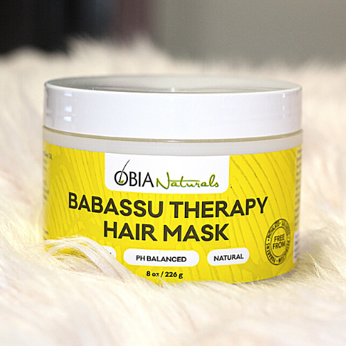 OBIA Naturals Babassu Therapy Hair Mask