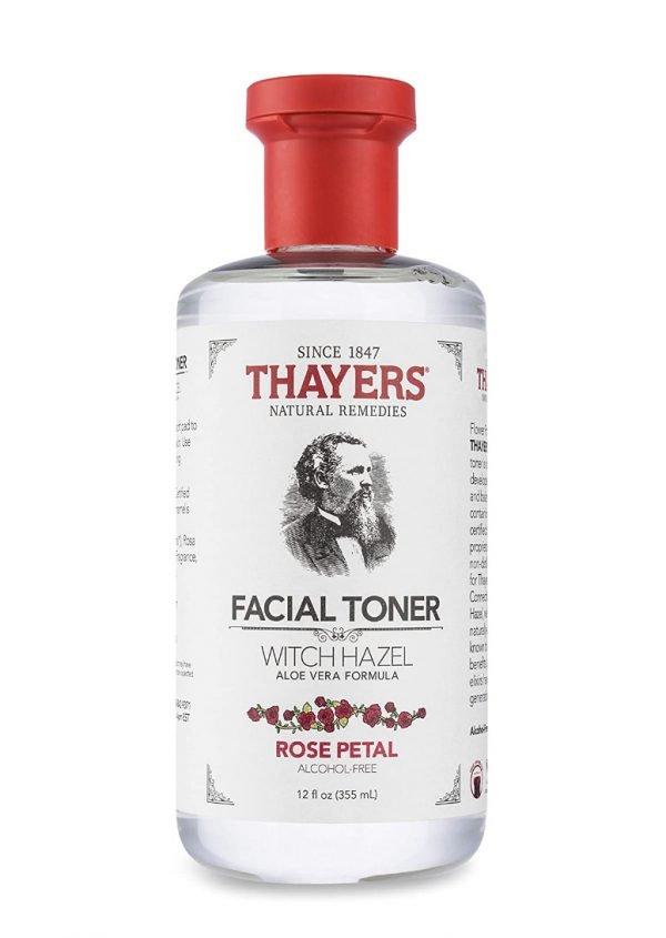 Thayer's Witch Hazel Rose Petal Facial Toner