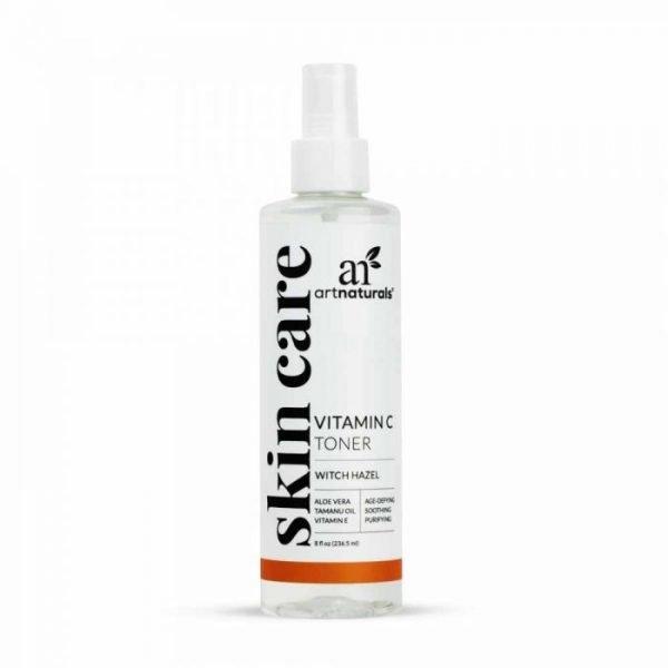 Art Naturals Vitamin C Toner for sensitive skin.