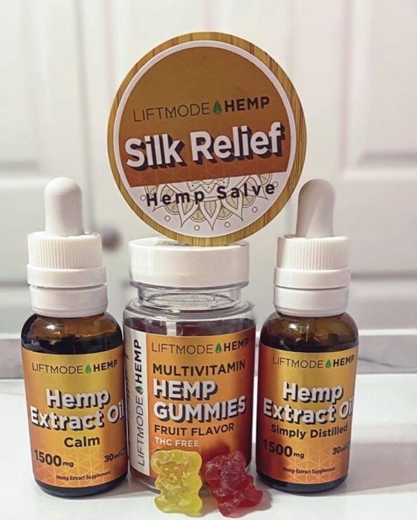 Lift mode hemp is another brand that creates good-quality CBD products.