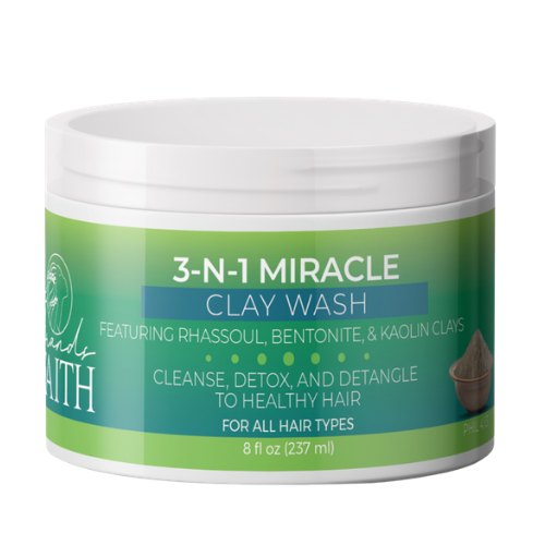 Strands of Faith Miracle 3-n-1 Clay Wash.