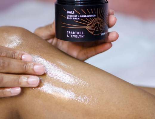 Crabtree and Evelyn Body Balm for dry skin