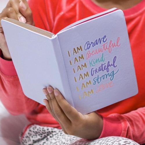 Positive affirmation journal