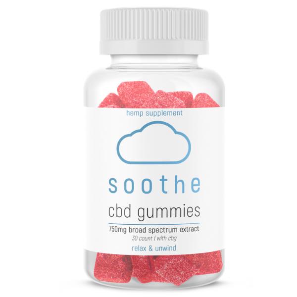 Soothe Nano CBD Gummies
