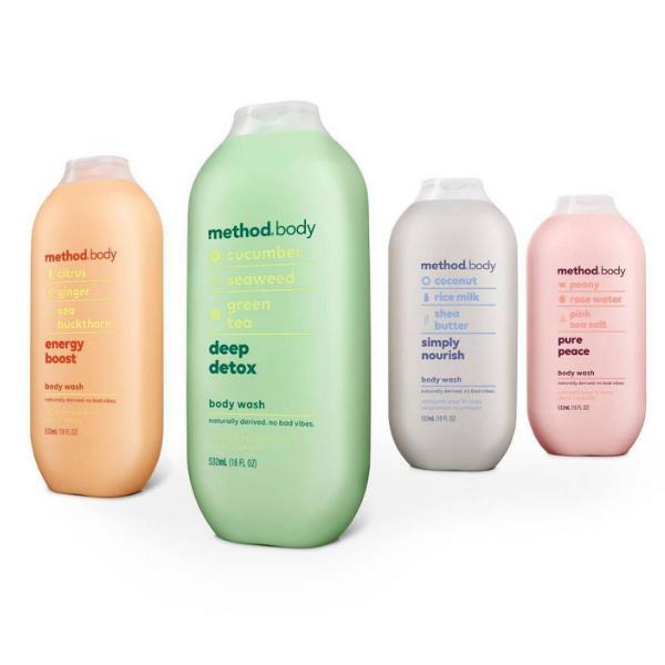 Method Body Washes